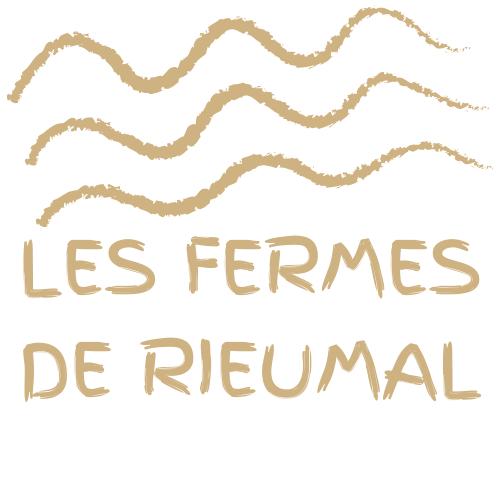 Logo les fermes de rieumal vacances Cévennes
